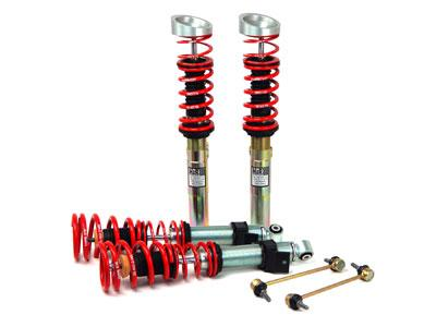 H&R 01-05 Porsche 911 996 Turbo/Cabrio Turbo AWD Street Performance Coilovers