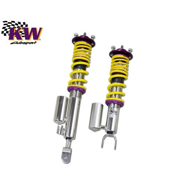 KW VW Mk7 GTI, Mk7 Golf R (without DCC) Clubsport 2-Way Adjustable Coilovers Suspension - Redline Motorworks