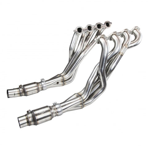 "Kooks 2"" Primaries Stainless Steel Headers w/Catted Connection Pipes - 2016-2020 Camaro SS"