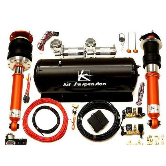 Ksport Airtech Pro Plus Air Suspension System Nissan GT-R R35 09-17