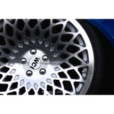 Watercooled Industries MT10 Machined Silver Wheel 18x8.5 ET42 5x112 - Redline Motorworks