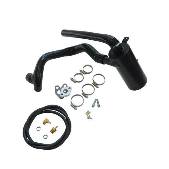 034Motorsport CATCH CAN BREATHER KIT, MKIV VOLKSWAGEN GOLF/JETTA/GTI/GLI 1.8T - Redline Motorworks
