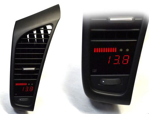 P3 Cars Audi R8 Vent Integrated Digital Interface - Redline Motorworks