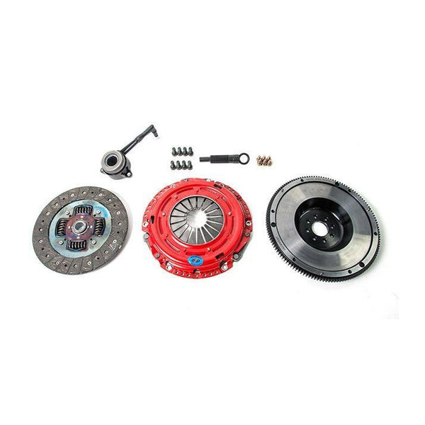 South Bend Stage 2 Endurance Clutch and Flywheel Kit for Volkswagen Golf/GTI/Golf R/Rabbit MK7 (2015+)
