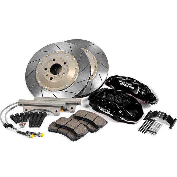 VWR 6-Piston- 2-Piece Performance Big Brake Kit - Redline Motorworks