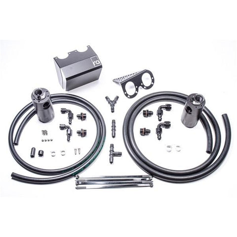 Radium Engineering Dual Catch Can Kit, 08-14 WRX STi, and 2015+ STi