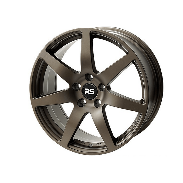 Neuspeed 18x8 ET45 5x112 RSe07 Light Weight Wheel Bronze - Redline Motorworks