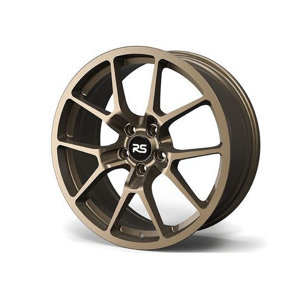 Neuspeed 19x9 ET40 5x112 RSe10 Light Weight Wheel Satin Bronze - Redline Motorworks