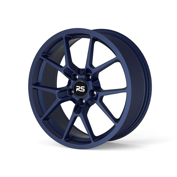 Neuspeed 18x8 ET45 5x112 RSe10 Light Weight Wheel Satin Midnight Blue - Redline Motorworks