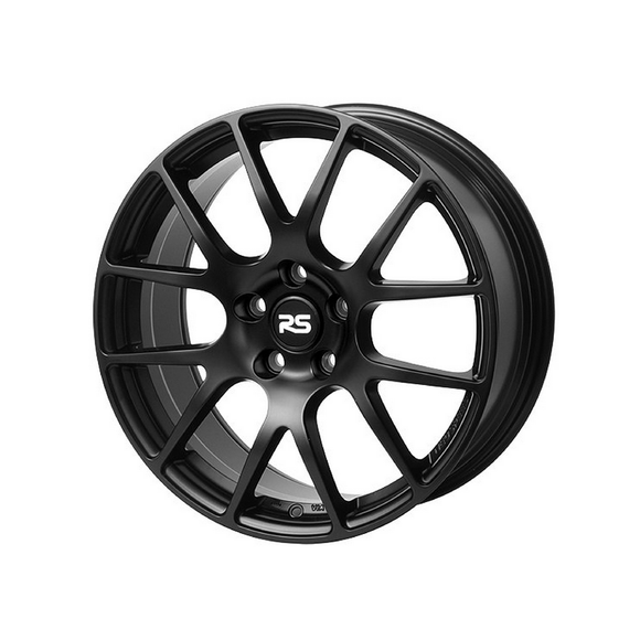 Neuspeed 18x8 ET45 5x112 RSe12 Light Weight Wheel Black - Redline Motorworks
