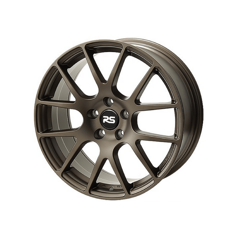 Neuspeed 18x8 ET45 5x112 RSe12 Light Weight Wheel Bronze - Redline Motorworks