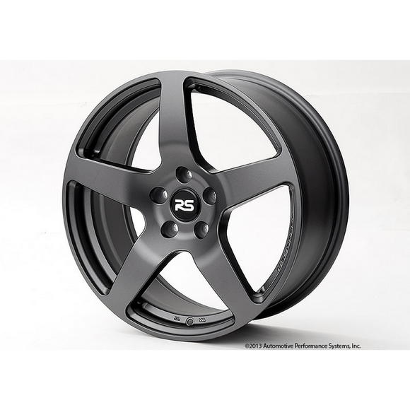Neuspeed 18x8 ET45 5x112 RSe52 Light Weight Wheel Satin Gunmetal - Redline Motorworks