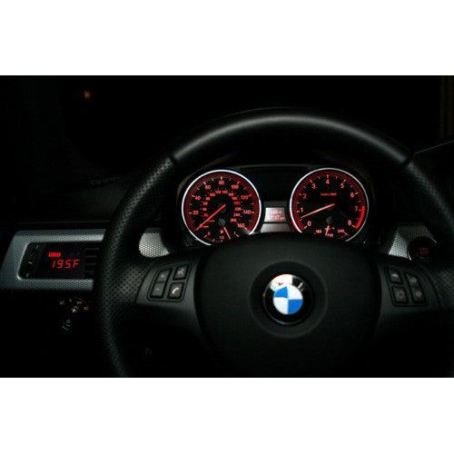 P3 Cars BMW E9x 335i, M3 Vent Integrated Digital Interface - Redline Motorworks