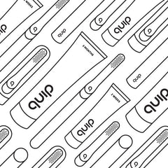 GetQuip toothbrush