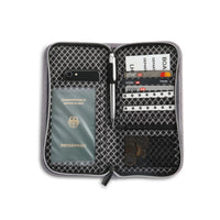 Travel Passport Wallet by GILBANO