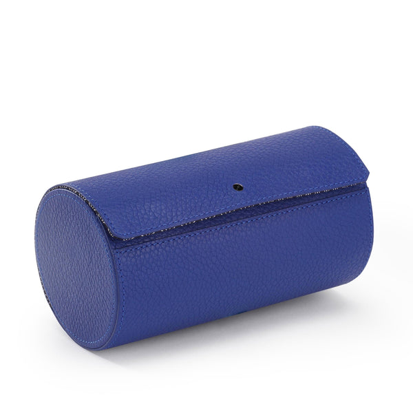 Tie Travel Case by GILBANO TOWER blue