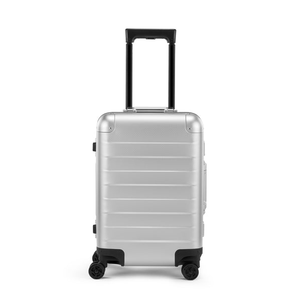 Aluminum Suitcase by GILBANO - MAGELLAN