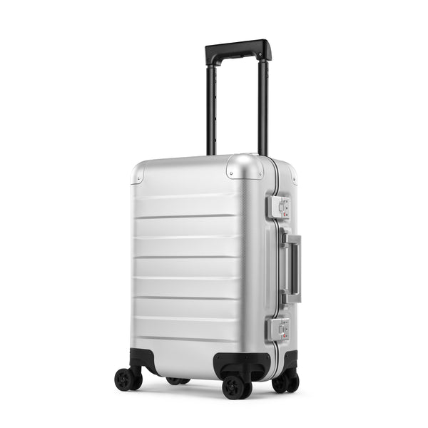 Aluminum Suitcase by Gilbano