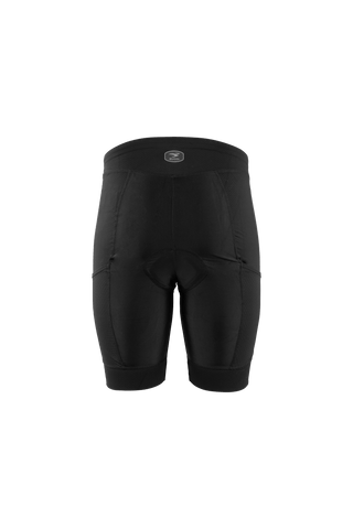 SUGOI  Piston 200 Tri Pkt Shorts, Black Alt (19074U)