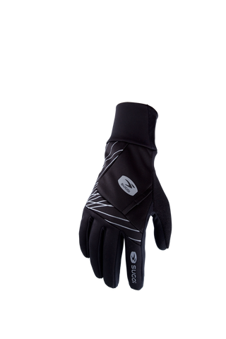 SUGOI Firewall LT Gloves, Black (91013U)