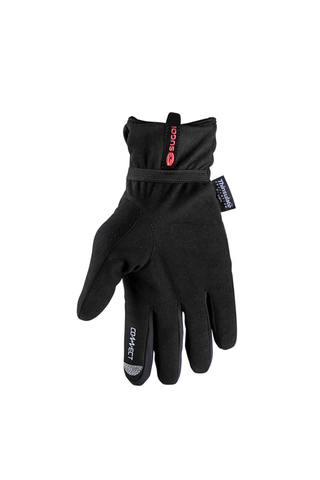SUGOI RSR Zero Gloves, Black Alt (91015U)