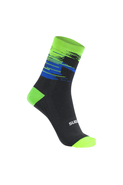 SUGOI RS Crew Socks, Whip Focus (94948U)