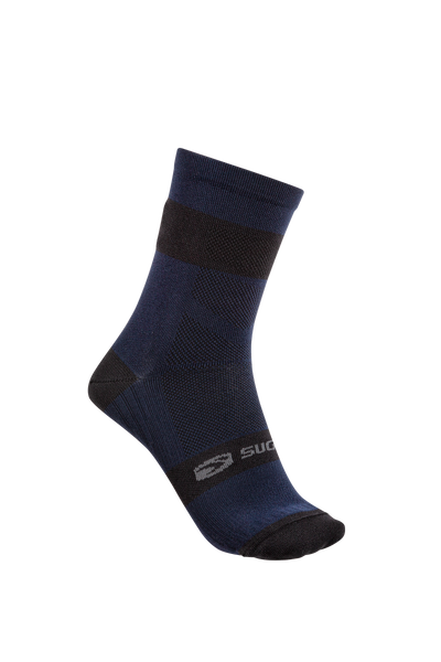 SUGOI  RS Crew Socks, Deep Navy (94948U)
