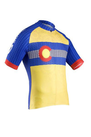 SUGOI Women's Mile High Jersey, Sublimated (57513F)