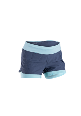 SUGOI Women's Verve Short, Ice Blue (30320F)