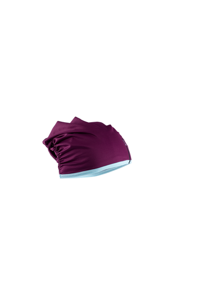 SUGOI Women's Verve Beanie, Boysenberry/Ice Blue (92938F)