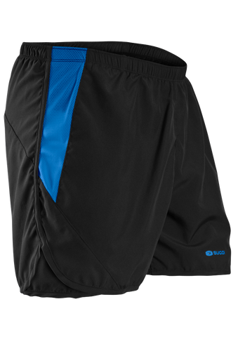SUGOI Men's Pace 5 Short, True Blue (30343U)