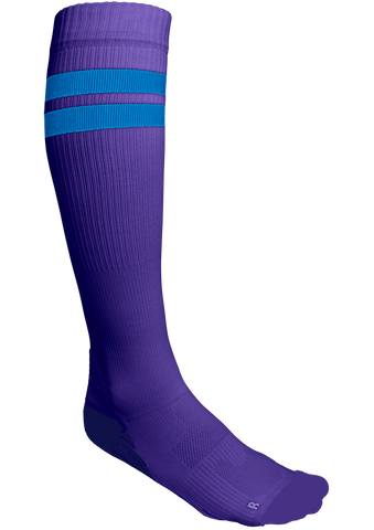 SUGOI Women's R and R Knee High, Purple (94985F)