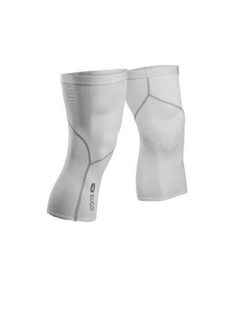 SUGOI Knee Cooler, White (99990U)