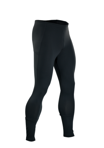 SUGOI Men's MidZero Tight, Black (U405000M)