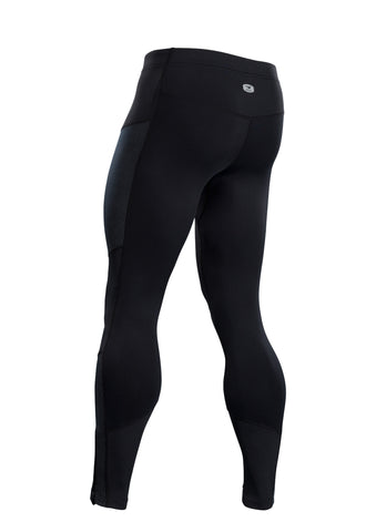 SUGOI Men's SubZero Zap Tight, Black Alt (U408500M)