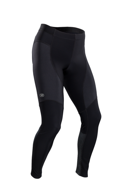 SUGOI Women's Evolution MidZero Tight, Black (U482000F)