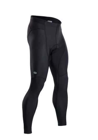 SUGOI Men's Evolution MidZero Tight, Black (U482000M)