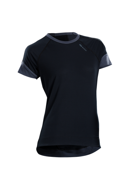 SUGOI Women's Coast Short Sleeve, Black (U501000F)