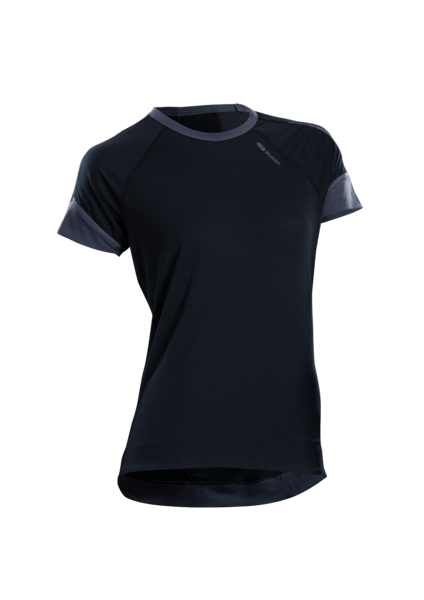 SUGOI Women's Coast Short Sleeve (S/S), Black (50060F)