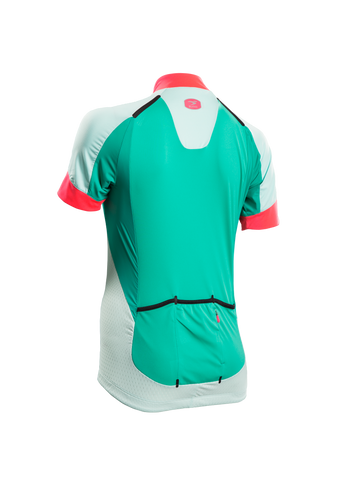 SUGOI Women's RS Pro Jersey, Light Jade Alt (57317F)