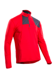 SUGOI Men's Titan Core Zip, Chili Red (U607000M)