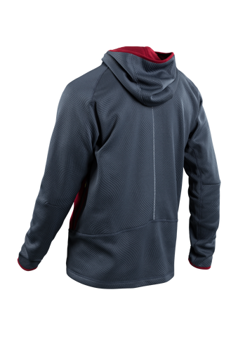 SUGOI Men's Coast Hoodie, Coal Blue Alt (U655000M)