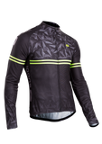 SUGOI Men's Evolution PRO Long Sleeve Jersey, Black Camo (U676000M)