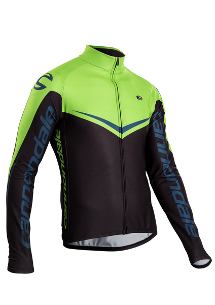 SUGOI Men's Evolution PRO Long Sleeve Jersey, Black/CAN (U676000M)