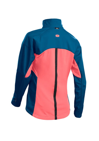 SUGOI Women's Firewall 220 Jacket, Baltic Blue Alt (U720500F)