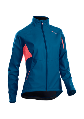 SUGOI Women's Firewall 220 Jacket, Baltic Blue (U720500F)