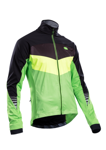 SUGOI Men's RS 180 Jacket, Berzerker/Super (U725000M)