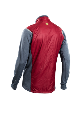 SUGOI Men's Alpha Hybrid Jacket, Varsity Red Alt (U740000M)