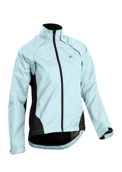 SUGOI Women's Zap Versa Jacket, Ice Blue (07077F)