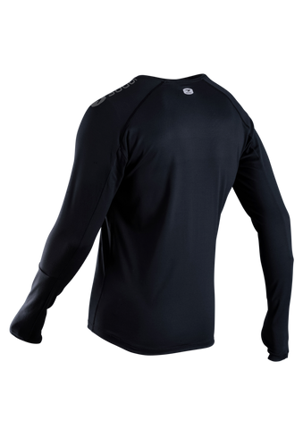 SUGOI Men's RS Core L/S, Black Alt (19671U)